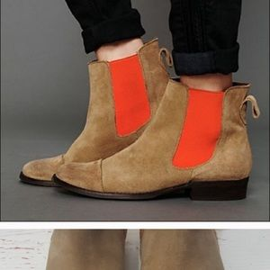 ISO FREE PEOPLE/JEFFREY CAMPBELL